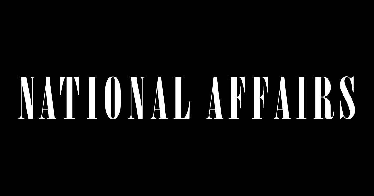 Home | National Affairs
